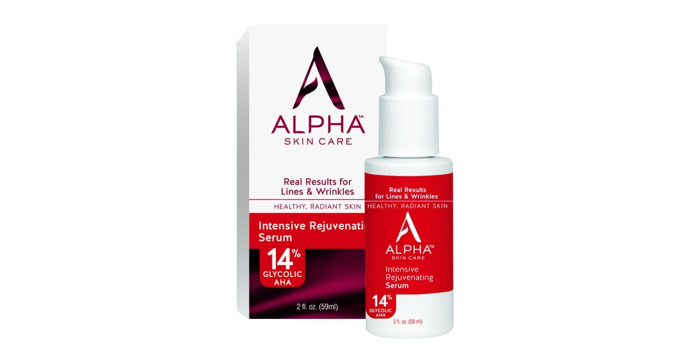Alpha Skin Care Intensive Rejuvinating Serum 14 Glycolic Aha Reviews Photos Ingredients