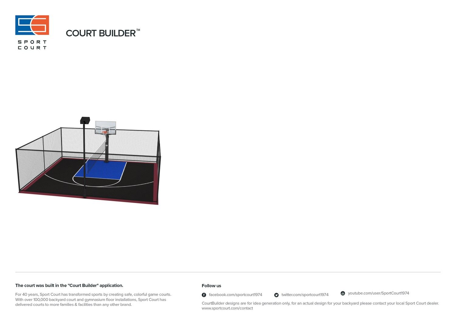 Have a look on the court I made with the Court Builder