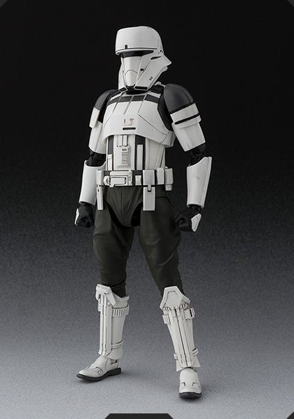S.H Figuarts Star Wars Rogue One K-2SO PVC Action Figure New In Box 15cm