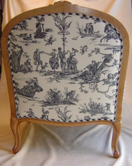 Michaels Upholstery San Rafael Ca United States Bergere Chair
