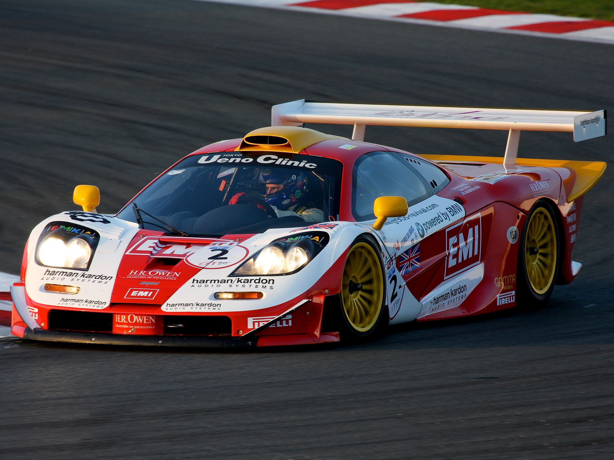 1997 McLaren F1 GTR longtail | Motorsports | Pinterest | Mclaren ...