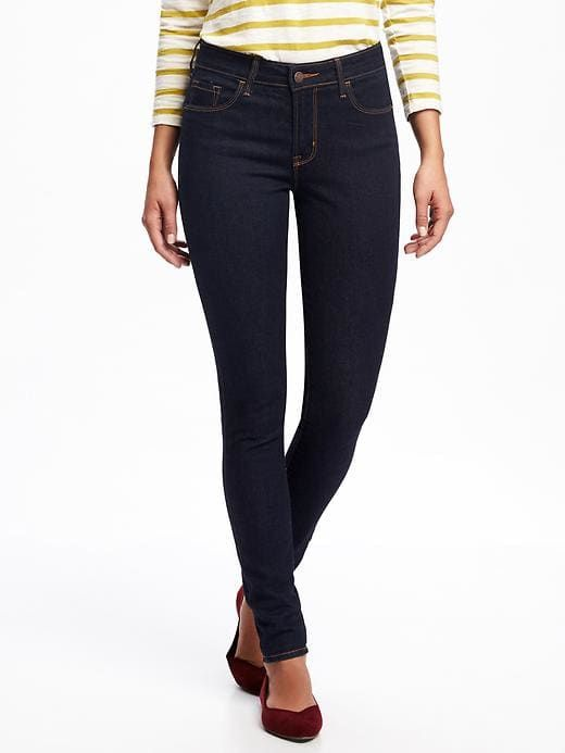 f8113f748e8 Mid-Rise Rockstar Skinny Jeans for Women. Looking to add a slightly darker  than the wash I currently have.