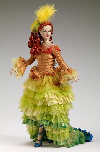 конвенционная кукла Антуанетта Тоннер 2012 (с ...