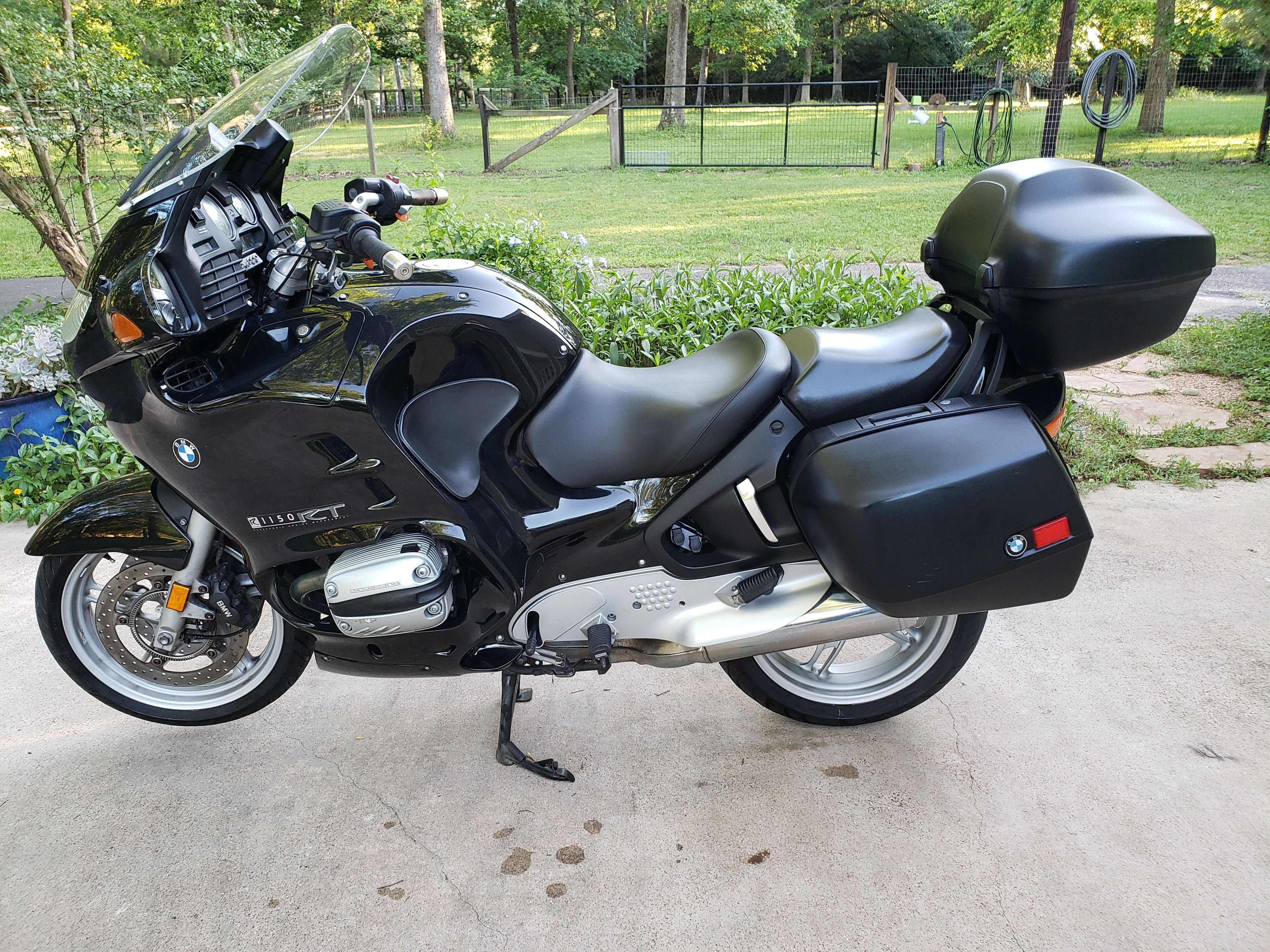 2004 BMW R1150rt Review images – Good Pixeles