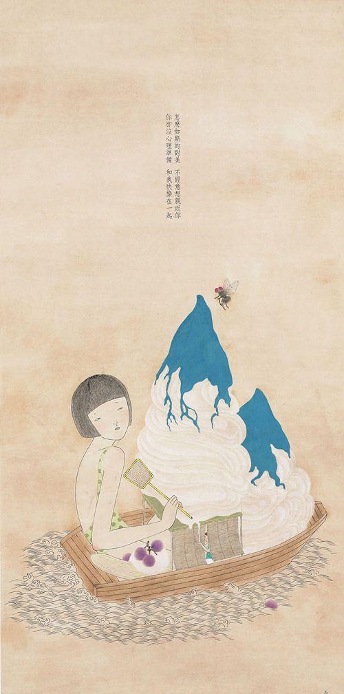 Joey Ka-yin Leung. Art Experience:NYC http://www.artexperiencenyc.com/social_login
