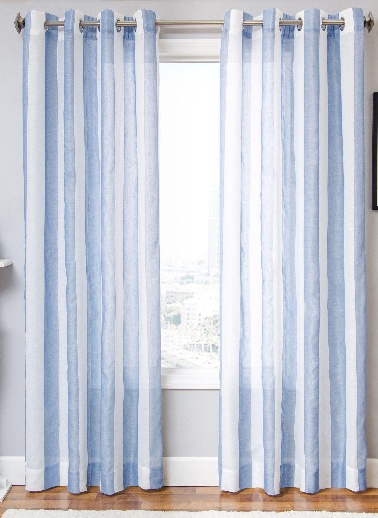 Noonan Curtain Single Panel