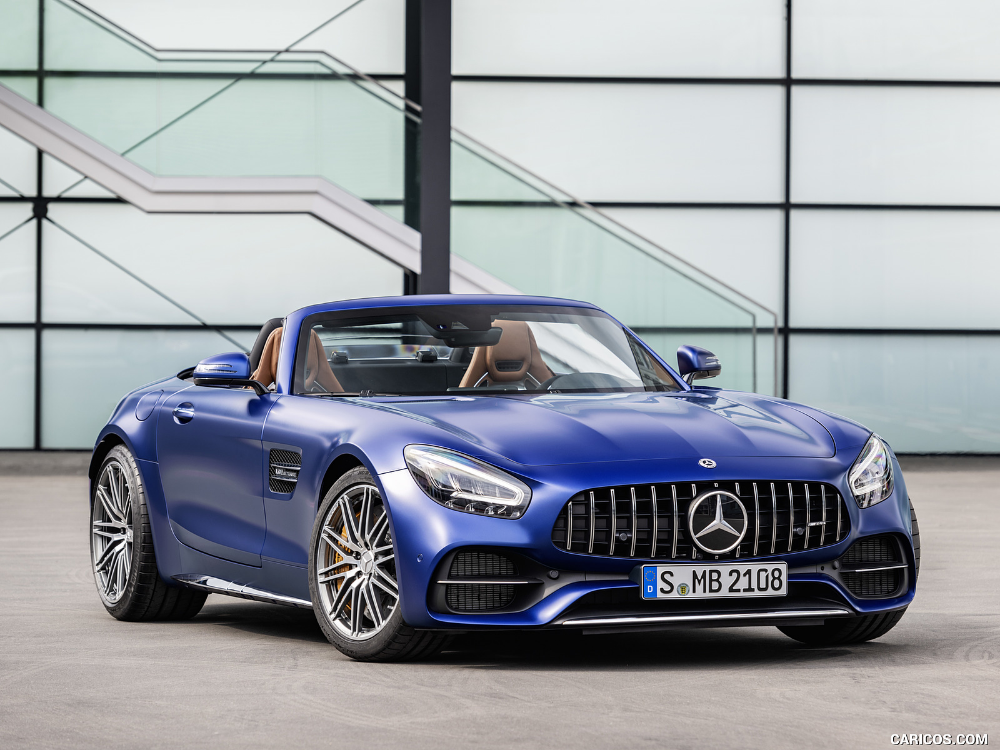 2019 Mercedes Benz Amg Gt Roadster Mercedes Amg Amg Small Luxury Cars