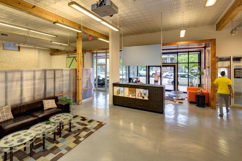 Creative Bloc Baton Rouge LA Tipton Associates Architecture