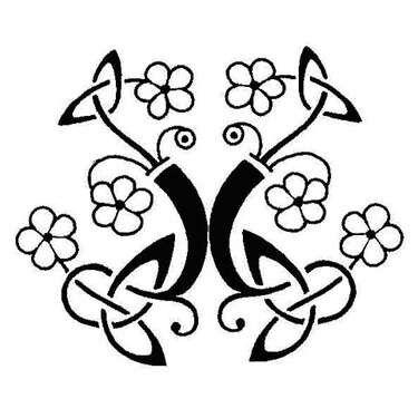 My tattoo, the celtic tree of life
