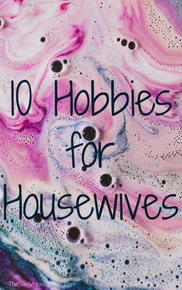Great hobbies for women