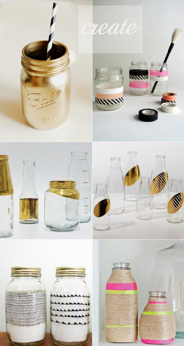 Kawaii Diy Creative Diy Jar
