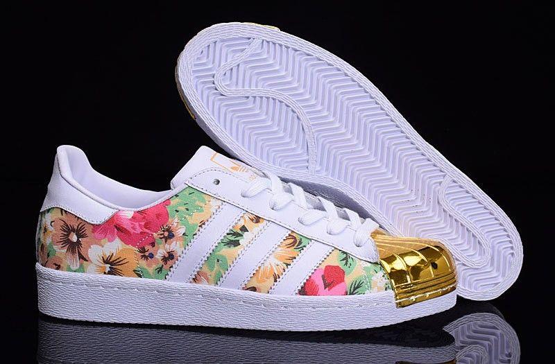floreado | Zapato deportivo de mujer, Zapatillas adidas ...
