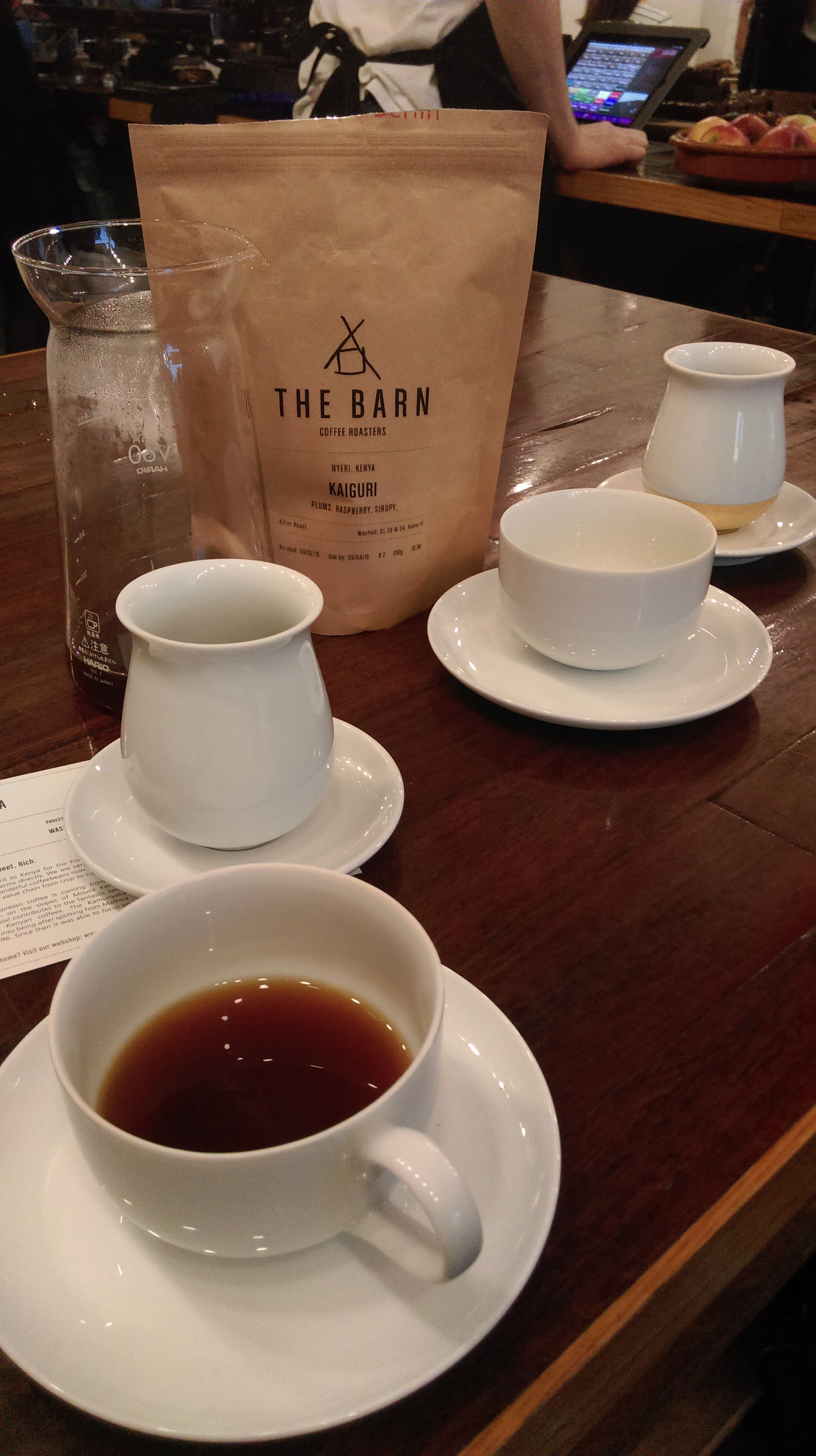 Prufrock | Tableware, Coffee, Glassware