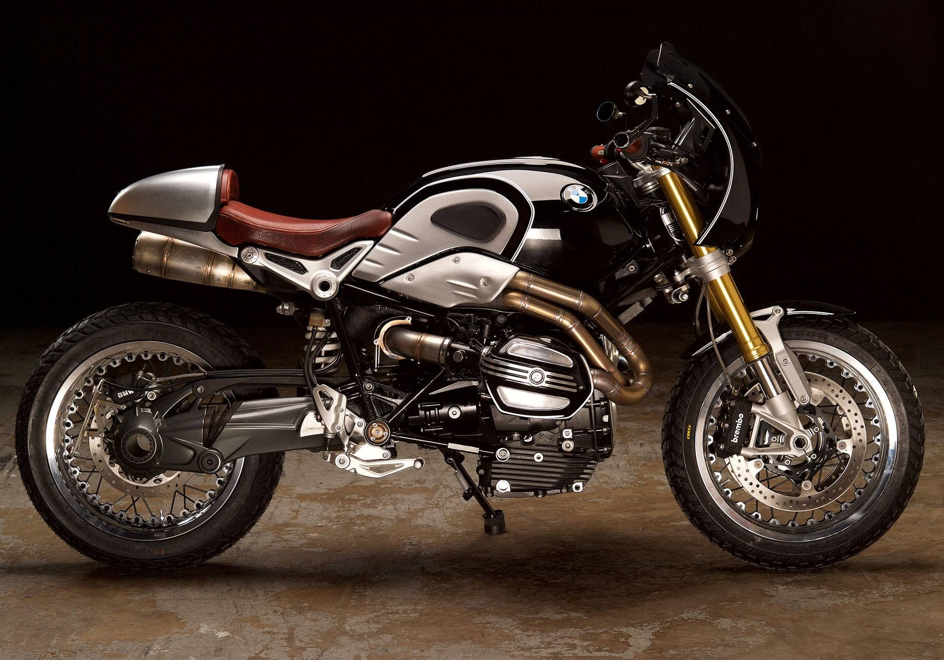 BMW Motorrad USA R NineT by Revival Cycles