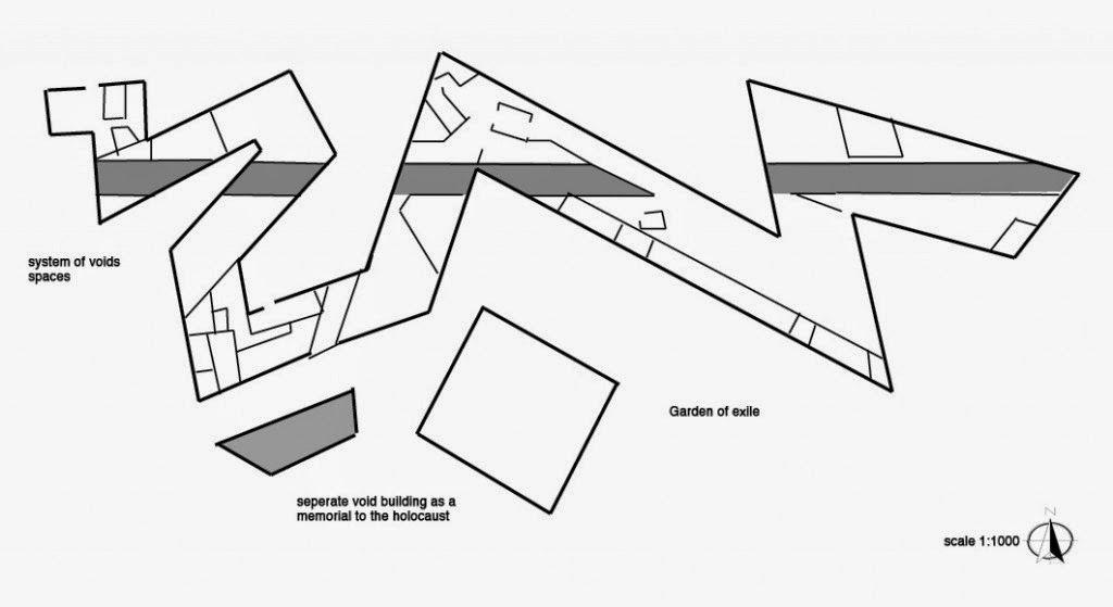 Jewish Museum Berlin Floor Plans | 柏林猶太博物館 | Pinterest