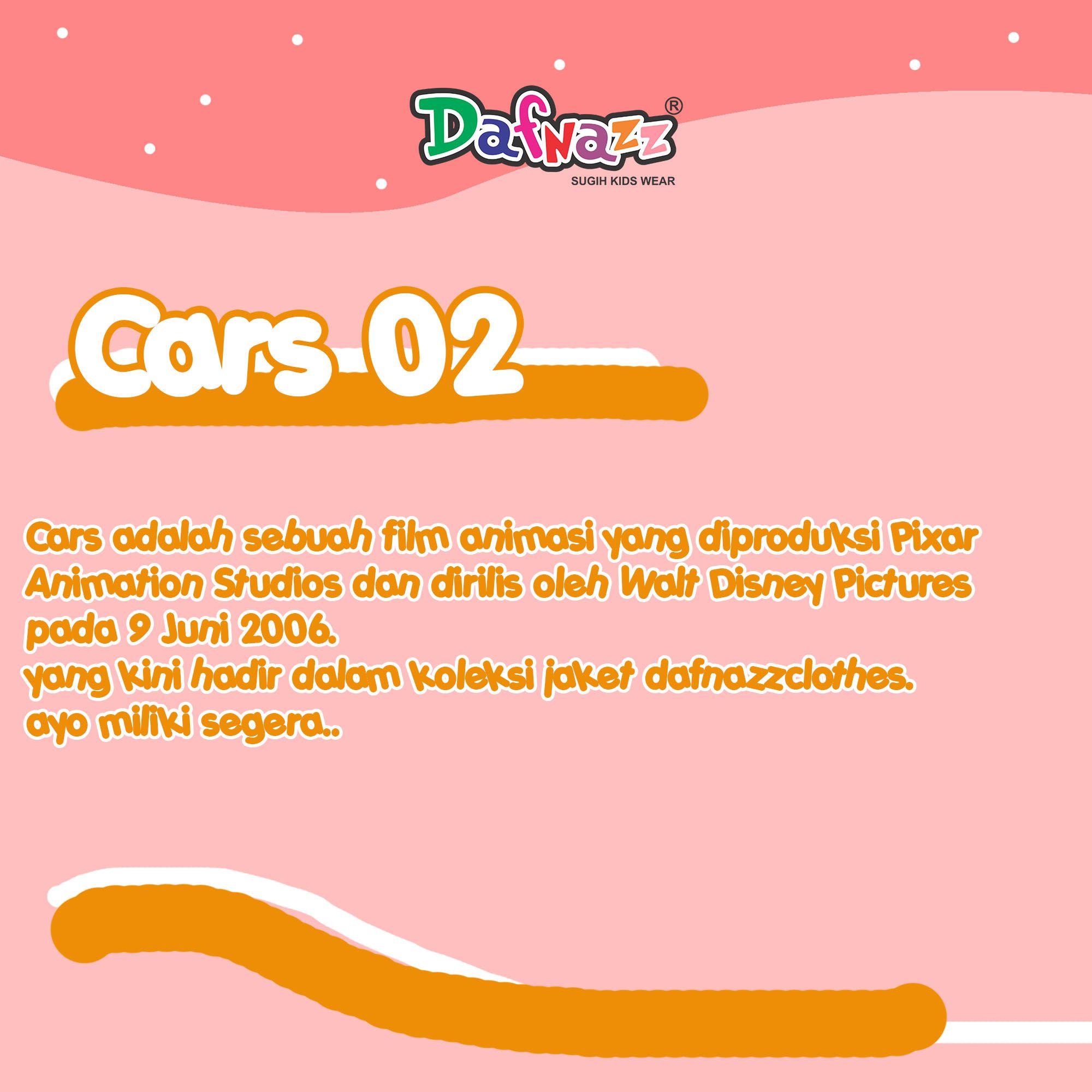 Cars adalah sebuah film animasi yang diproduksi Pixar