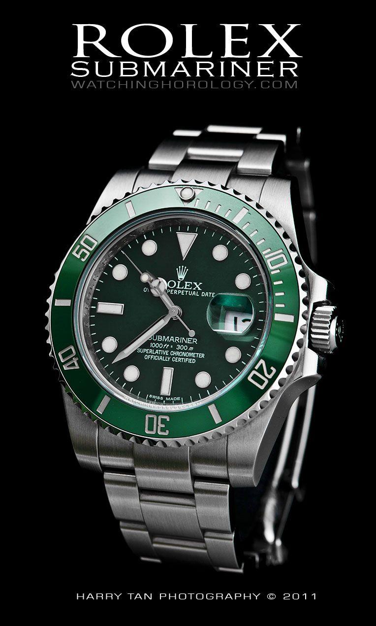 Rolex Green Submariner Ref 116610lv Watchinghorology Rolex Watches Rolex Watches For Men Rolex Watches Submariner