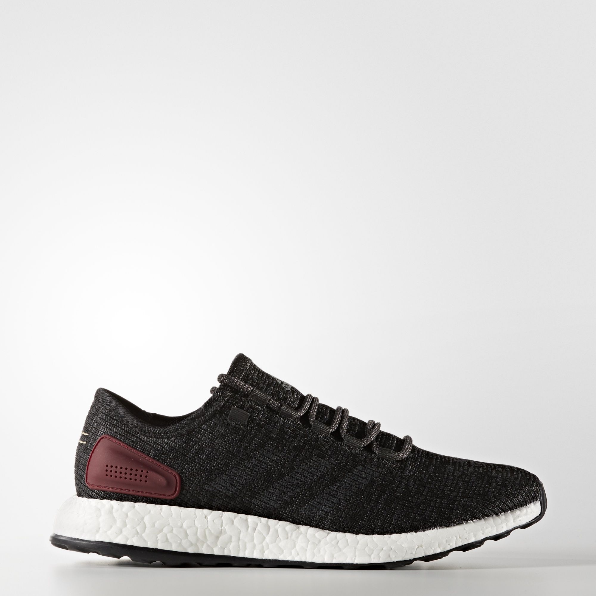 The 2017 Adidas Pure Boost Black Burgundy Is Available Now