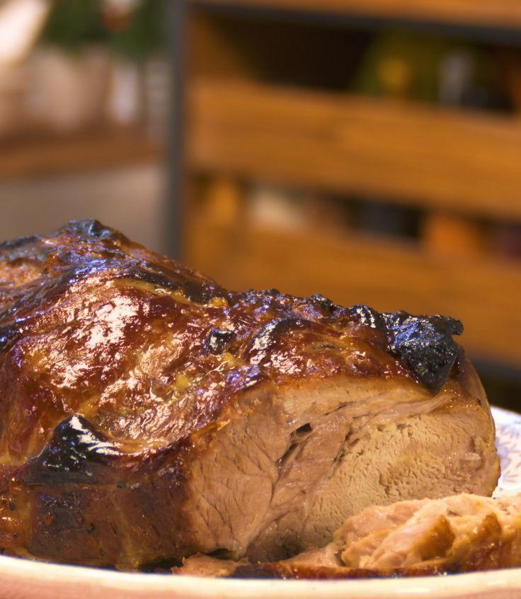 Salzbraten mit Honig-Senf-Kruste | Chefkoch.de Video #grilledsteakmarinades