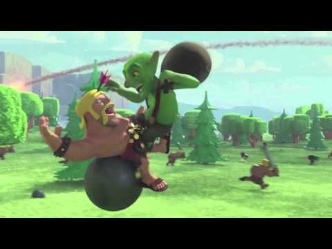 cool Clash Of Clans - Flight of the Barbarian - TV Animation Advert / CommercialClash Of Clans - Flight of the Barbarian - Official TV Animation Advert / Commercial , Clash of clans animation barbarian flight Clash of Clans Free G...http://clashofclankings.com/clash-of-clans-flight-of-the-barbarian-tv-animation-advert-commercial/