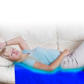 Gel Cooling Pad For Bed Sofa Or Pillow Extra Large Amazon Co