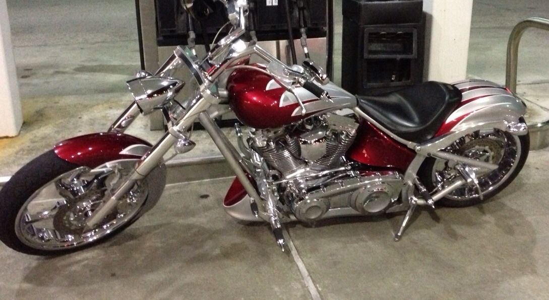 Big dog motorcycles for sale on ebay