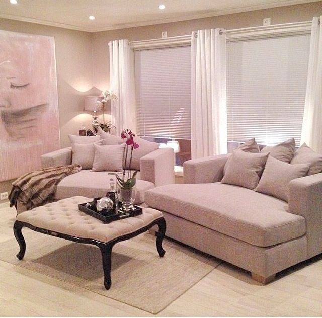 Cream lounge with comfy sofas | Home | Pinterest | Comfy sofa ...