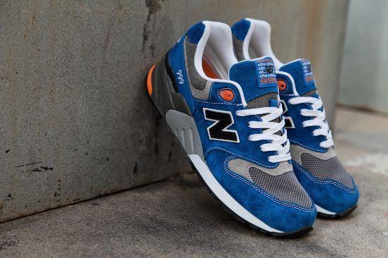 new balance 999 elite blue orange