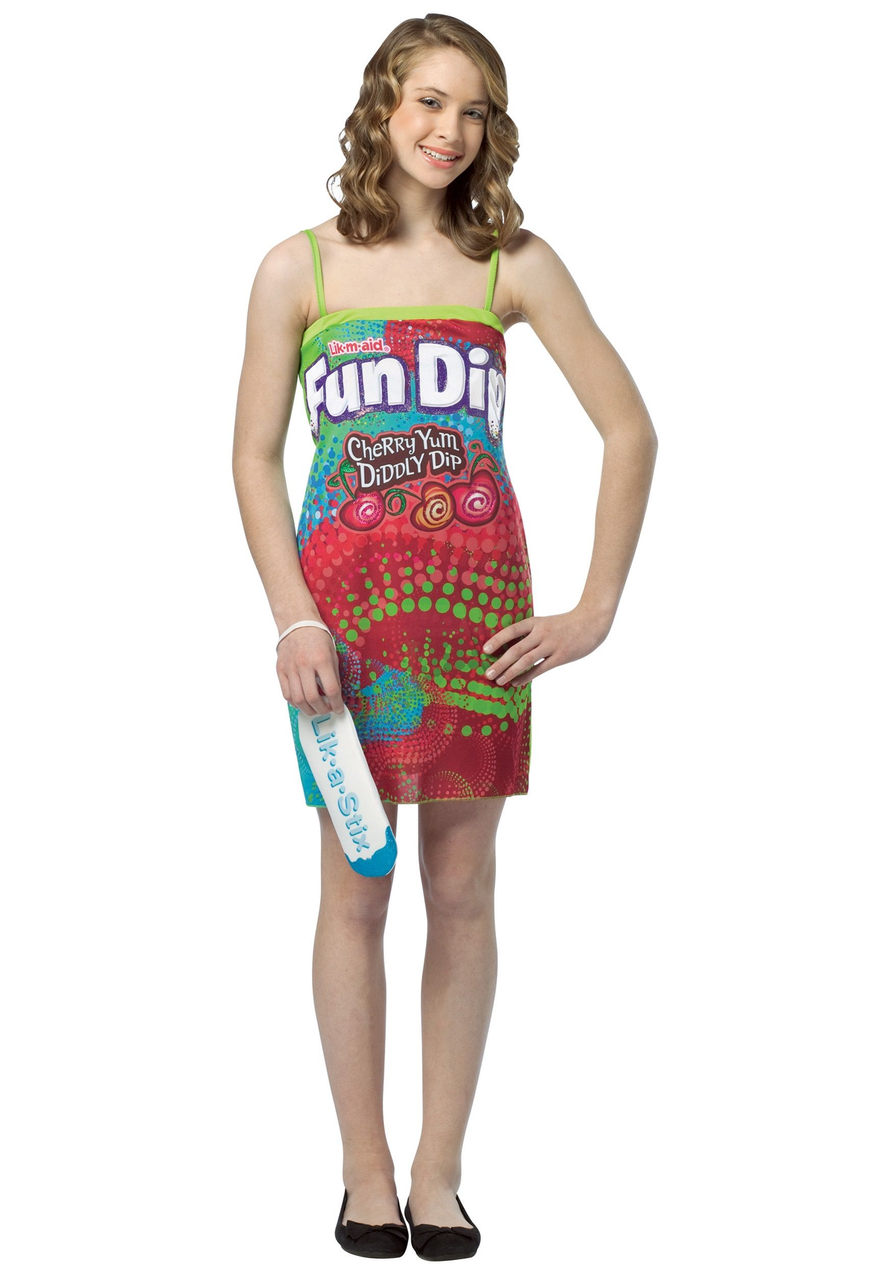 Teen Fun Dip Dress | Teen fun and Candy costumes