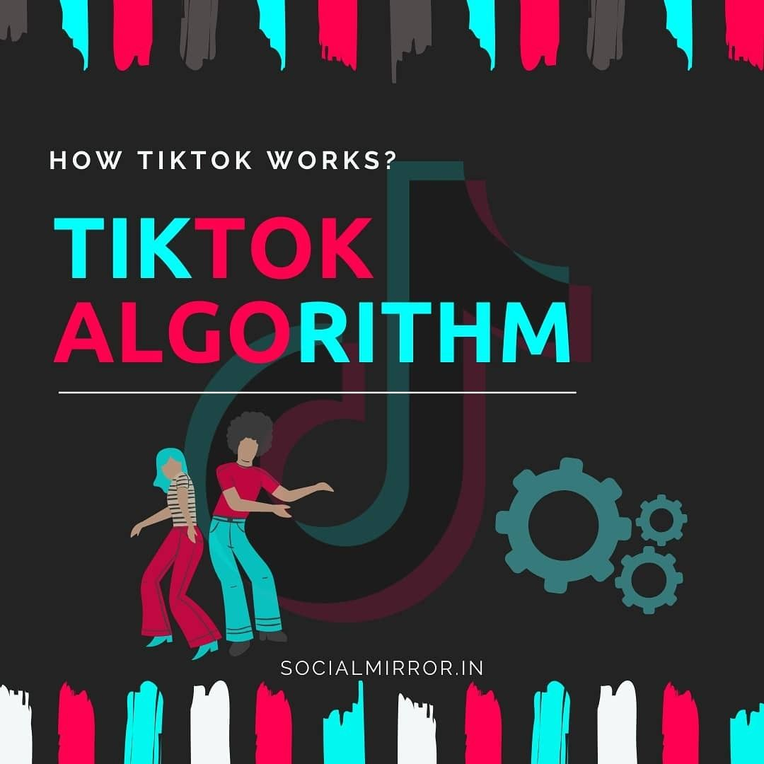 Why Am I Getting Less Tiktok Views How The Tiktok Algorithm Works The Foryou Page Explain Video Marketing Business Video Marketing Youtube Facebook Strategy
