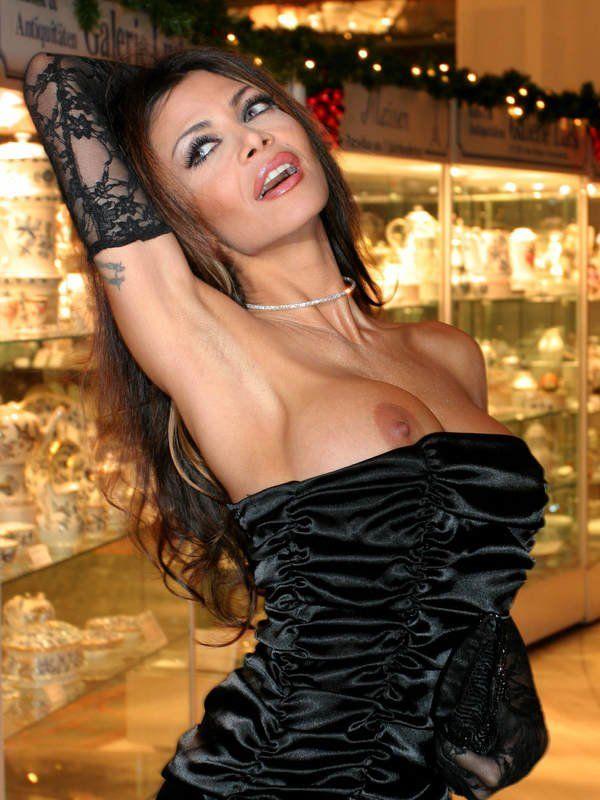 Fotografien von Schauspielerinnen nackt