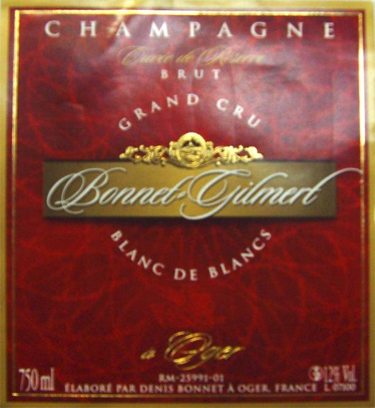Cuvées de champagne brut, rosé, demi-sec, millésimé en bouteille et magnum - Epernay (51)