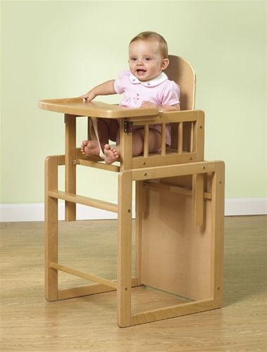 Primo Poppy Plus Ii Convertible Wooden High Chair Converts To A Toddler Table And The Is Designed For