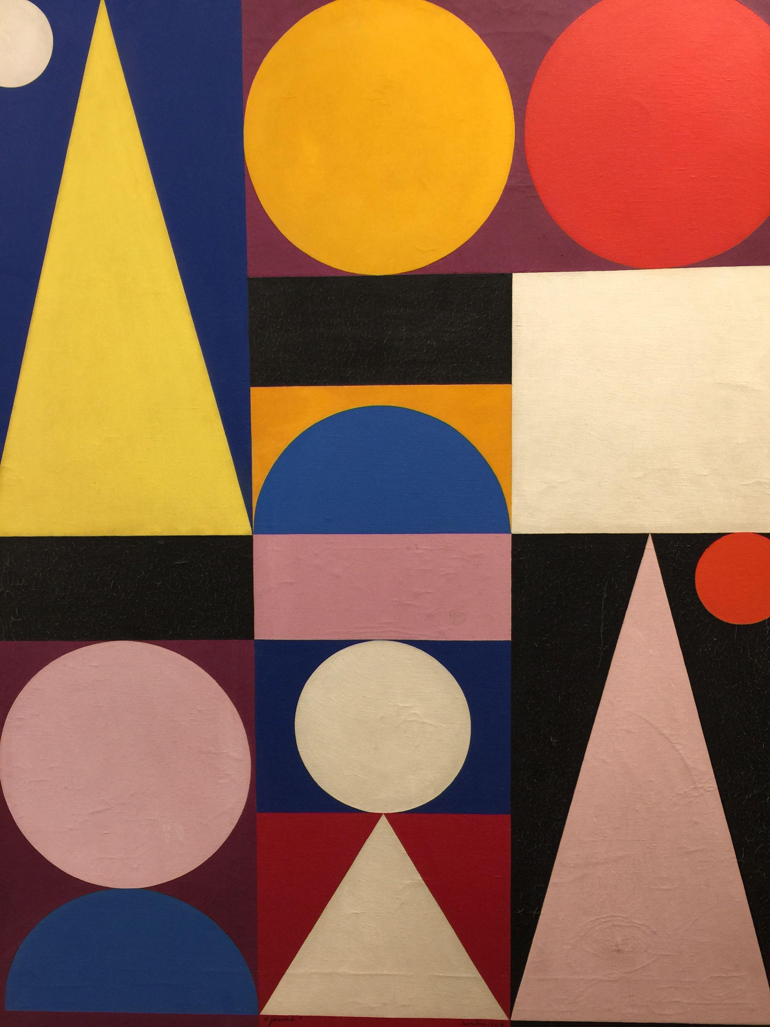 Explore geometric painting geometric shapes and more