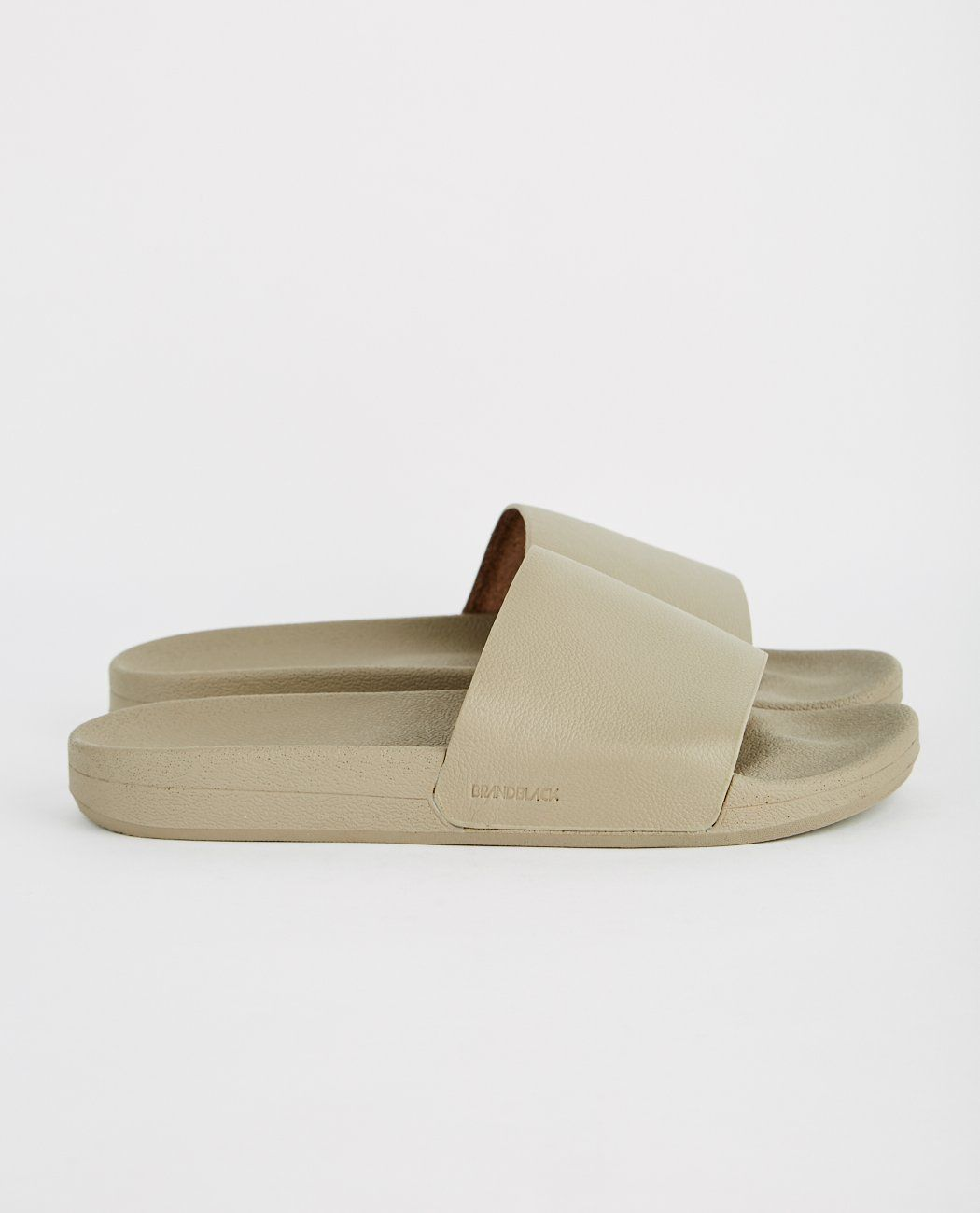 d9ab0953258 KASHIBA LEATHER SLIDE  slidesshoes