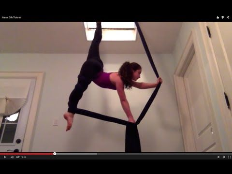 pin on aerial yoga poses