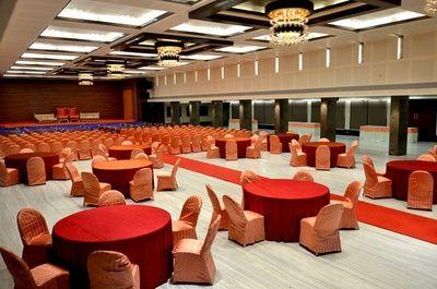 Maharaja Arcade | Wedding Venues in Surat | Hotel wedding