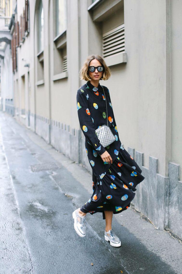 Gown by Stella McCartney