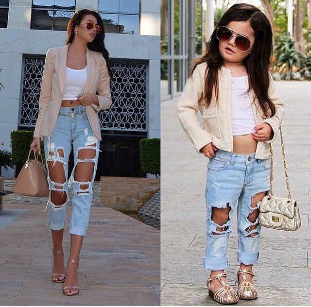 d11ee97e4 Madre e hija Fashion