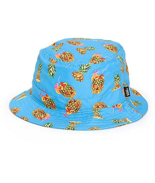 Vans Undertone Drained And Confused Bucket Hat Zumiez Hats Bucket Hat Vans