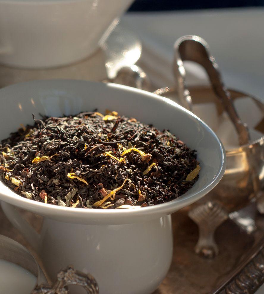 Heart's Delight Loose Leaf Tea Blend   Satori Tea Company