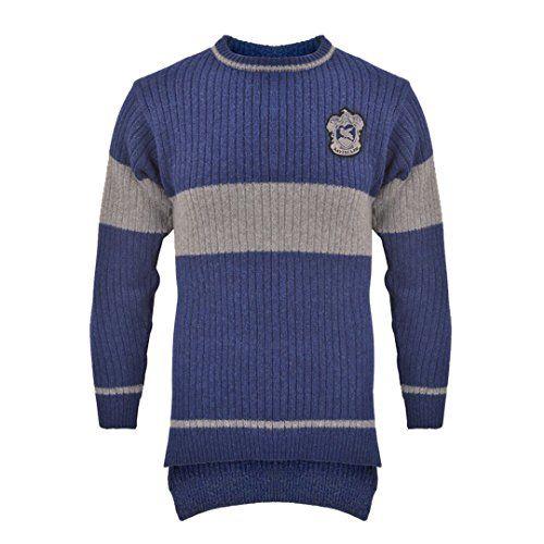 Pull Quidditch Maison Serdaigle Harry Lh1002 Lochaven Potter De eCxodB