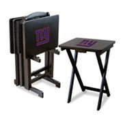 Logo Chair New York Giants Round Table