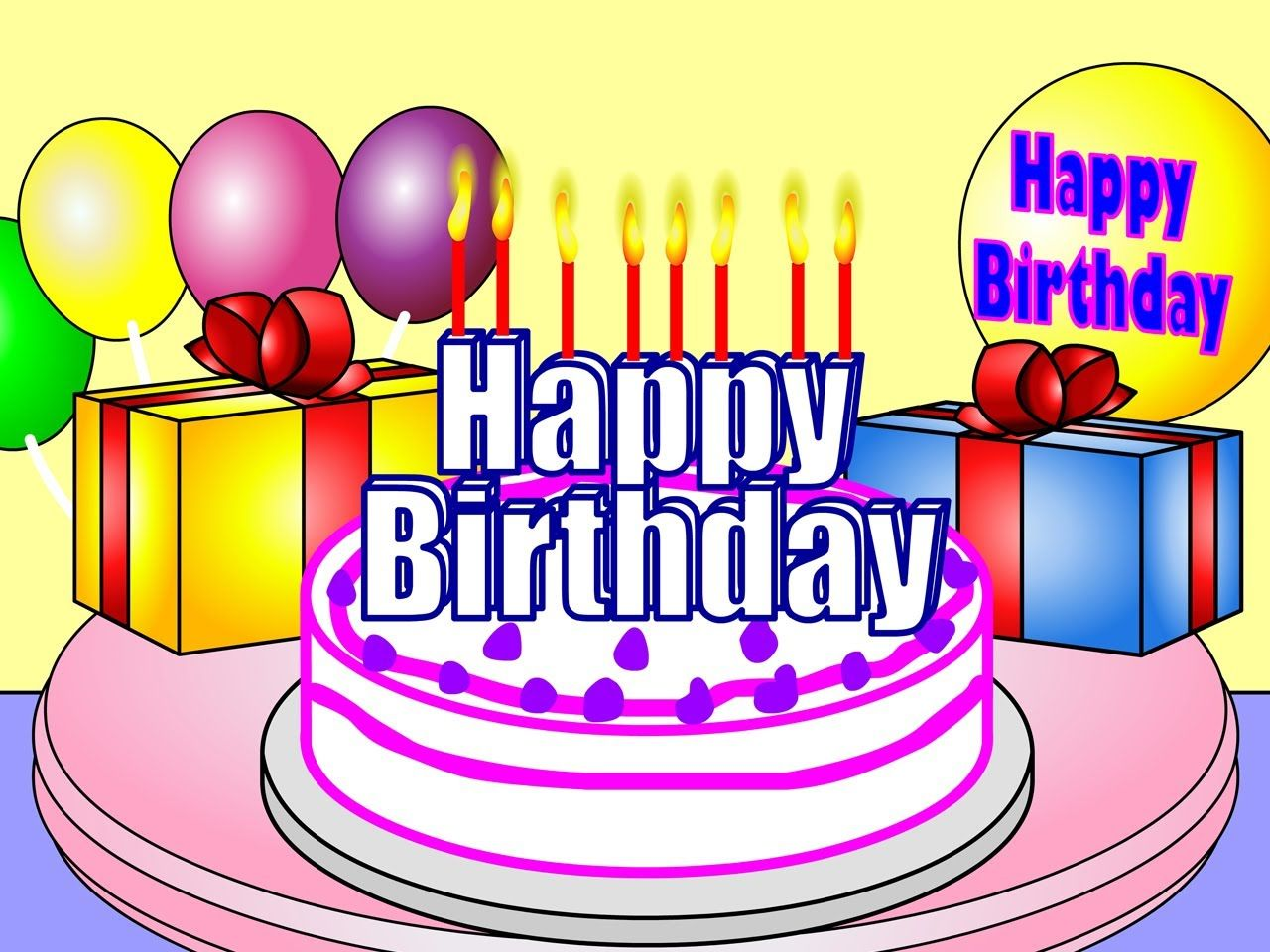 17 Best images about Happy Birthday VideosSongs – Birthday Song Card