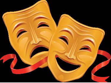 Los Verbos De Cambio En Español Mascaras Teatro Imagenes De Mascaras Imagenes De Teatro