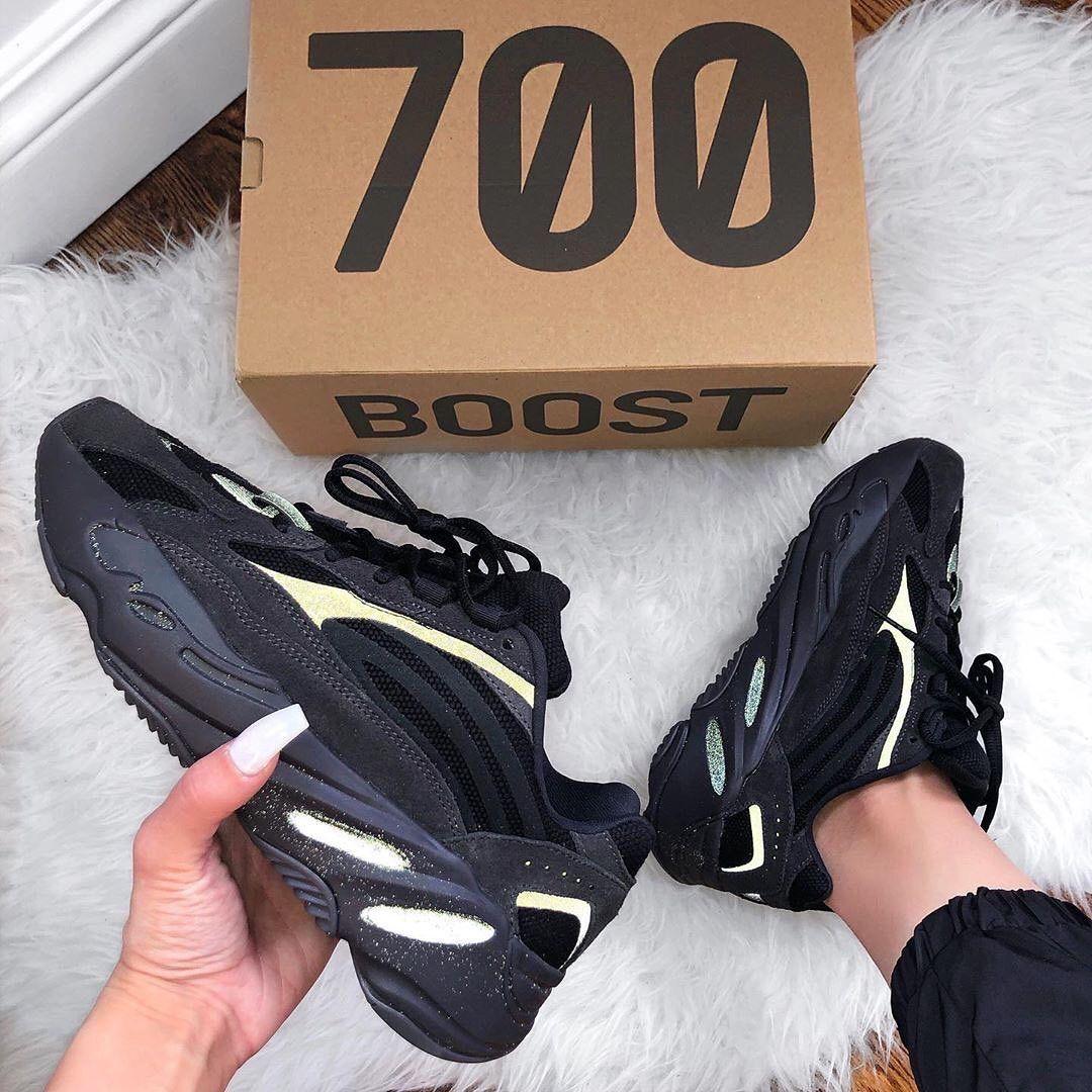 yeezy boost 700 v2 vanta on feet