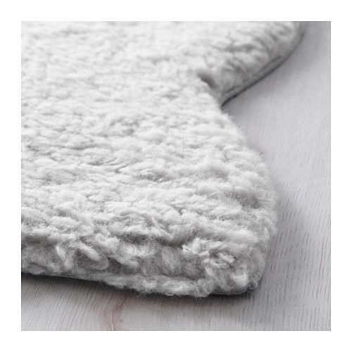 Find Many Great New Used Options And Get The Best Deals For Ikea Toftlund Faux Sheepskin Rug Soft Cozy Throw Bedroom Lounge White At Online