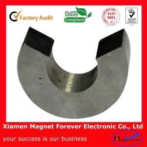 High Quality Strontium Ferrite Magnet On Made In China Com Ferrite Magnet Magnets Neodymium Magnets
