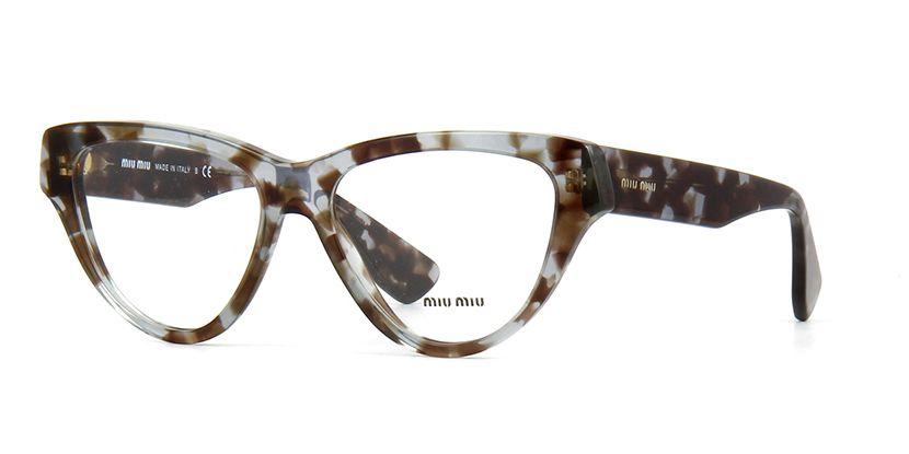 d529b43acfcc Miu Miu MU 10NV UAH1O1 Lilac Havana Glasses