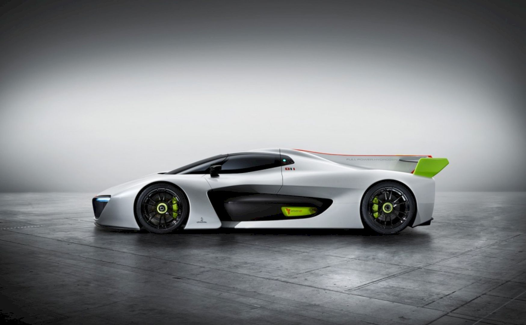 Pininfarina H2 Speed: Energy of Nature in The Frame of High ...